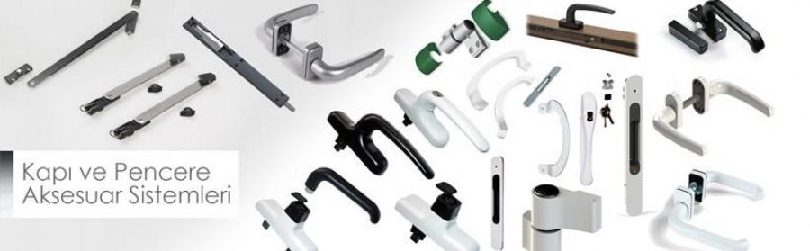 MMT Kapı Ve Pencere Sistemleri San. Ve Tic. Ltd. Şti.  ALUMOD markası altında ürünlerini sektöre sunmaktadır.