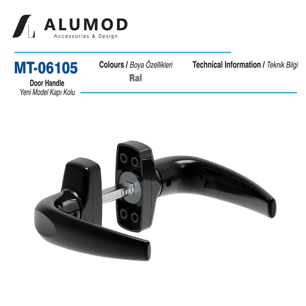 MT-06105 Yeni Model Kapı kolu