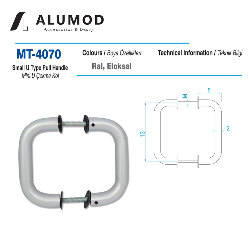 MT-4070 Mini U Çekme Kol