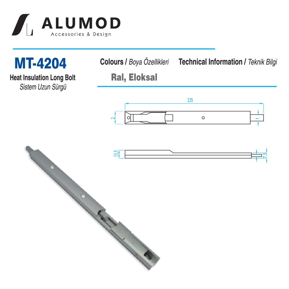 MT-4204 Sistem Uzun Sürgü