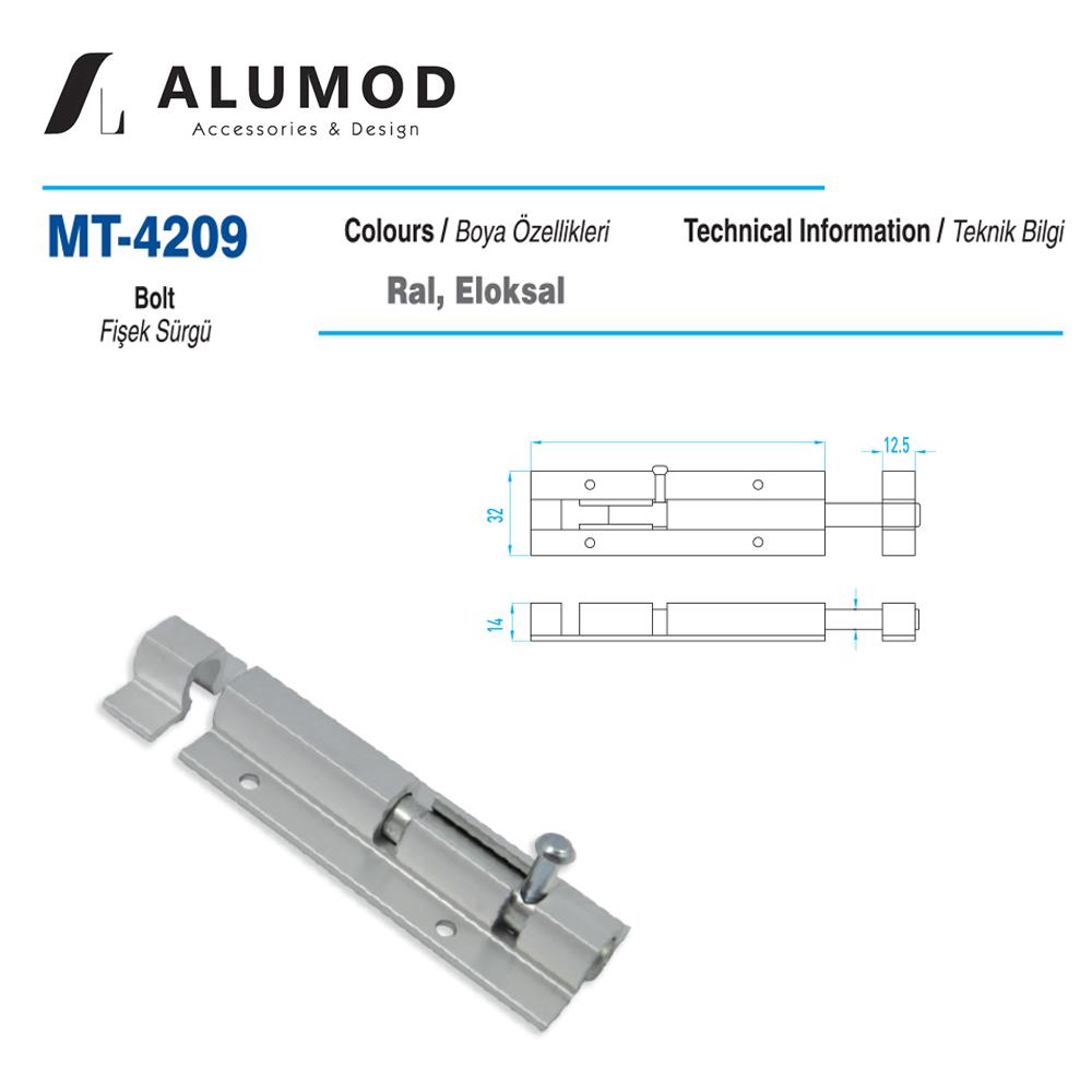 MT-4209 Fişek Sürgü