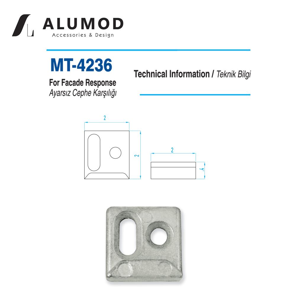 MT-4236 Ayarsız Cephe Karşılığı