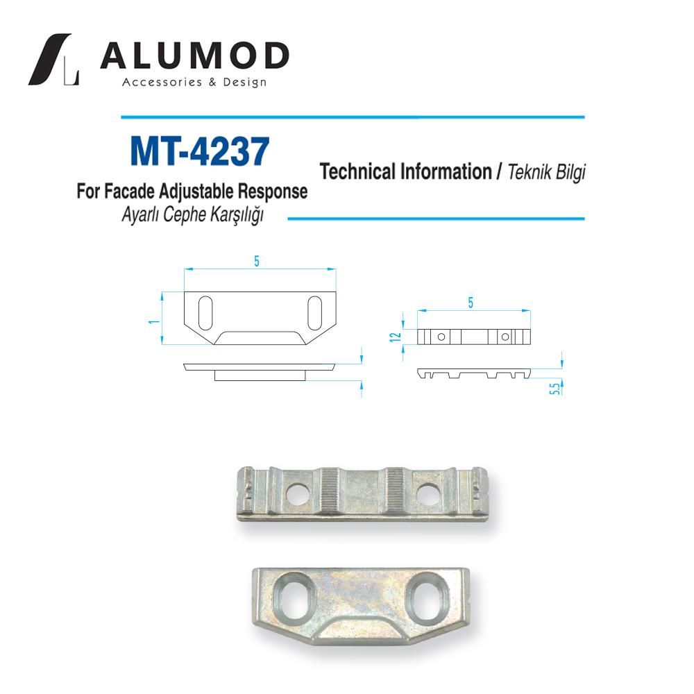 MT-4237 Ayarlı Cephe Karşılığı
