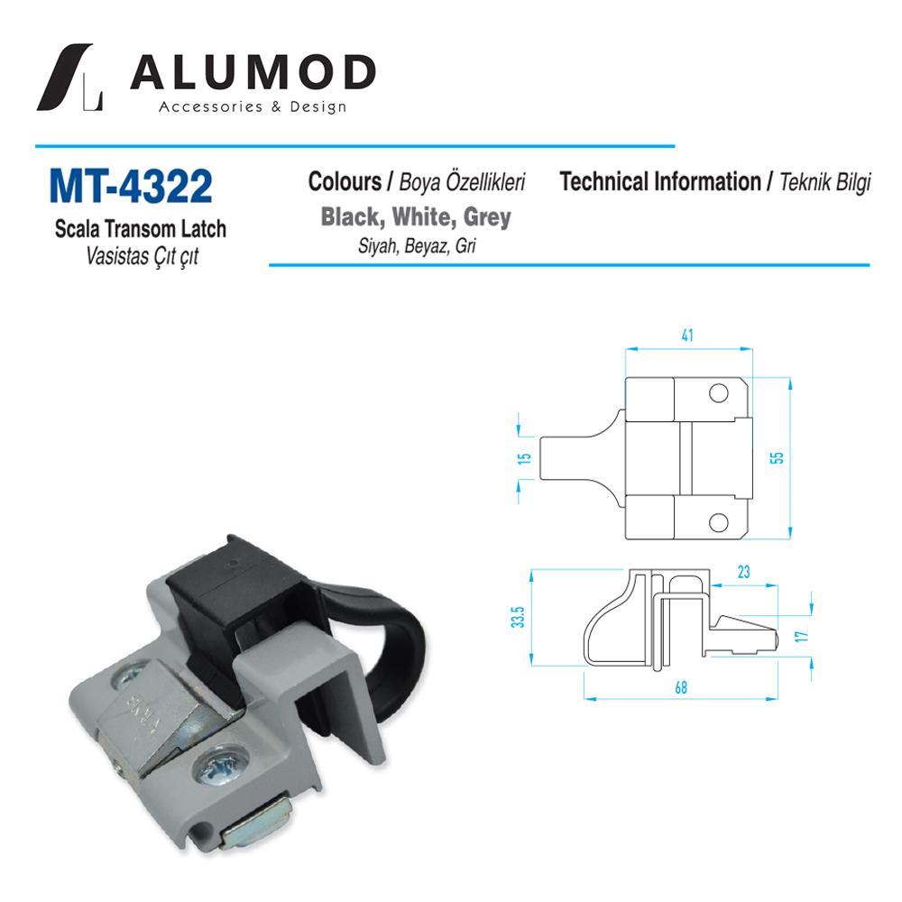 MT-4322 Vasistas Çıt Çıt