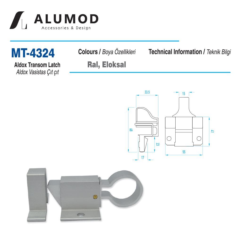 MT-4324 Aldoks Vasistas Çıt Çıt