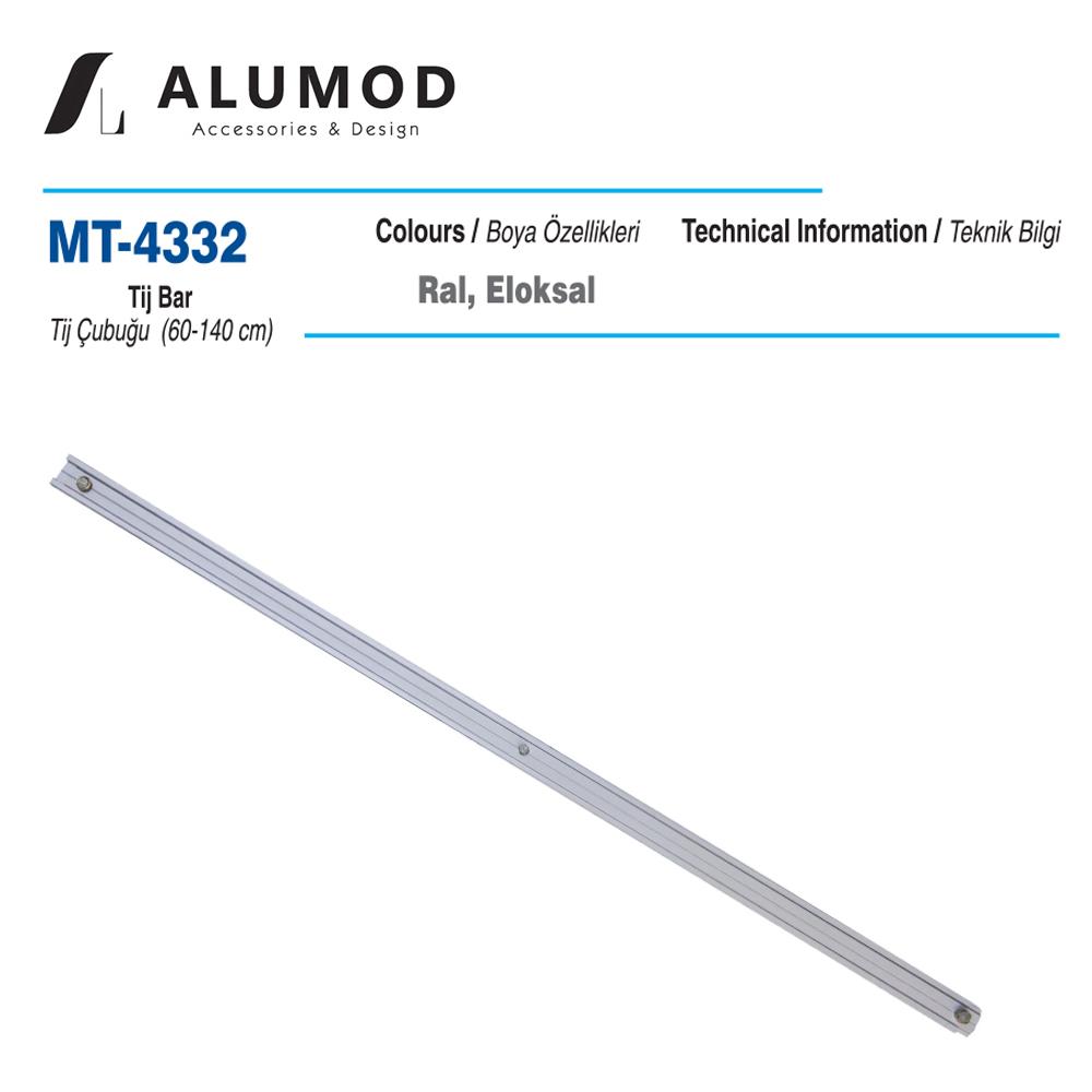 MT-4332 Tij Çubuğu 60-140cm