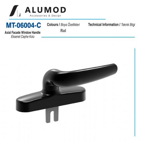 MT- 6004-C Cephe Kolu Tek Maçalı