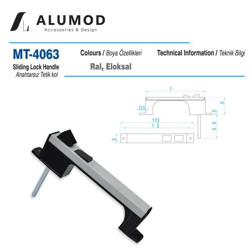 MT-4063 Tetik Kol