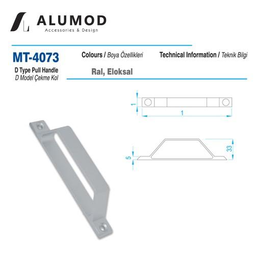 MT-4073 D Model Çekme Kol