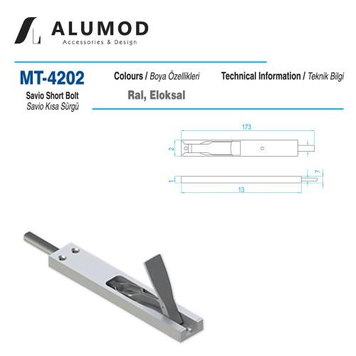MT-4202 Savio Kıssa Sürgü