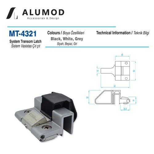 MT-4321 Sistem Vasistas Çıt Çıt